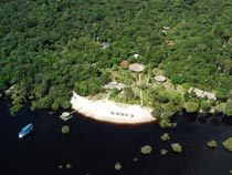 1º dia - Origem / Manaus - Amazon Ecopark Jungle Lodge