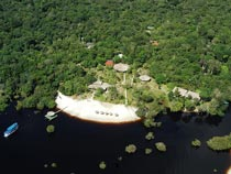 2º e 3º dia - Amazon Ecopark Jungle Lodge