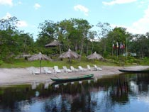 4º dia - Amazon Ecopark Jungle Lodge - Manaus / Origem
