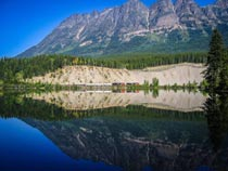 5º dia - Banff - Lake Louise - Columbia Icefields - Jasper
