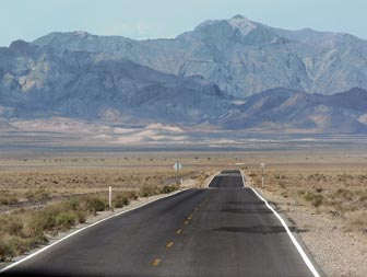 8º dia - Las Vegas - Death Valley - Mammoth Lakes (530km - 6hs)
